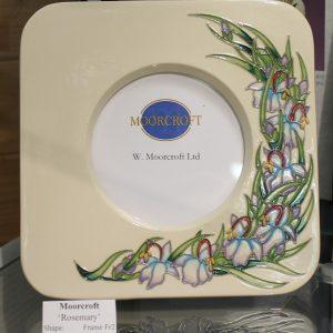 Moorcroft – Rosemary Photo Frame