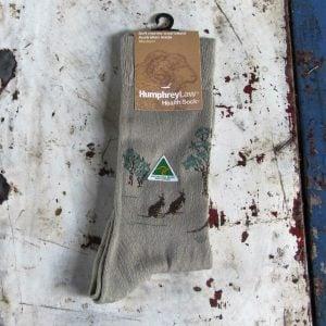 Socks – Kangaroo Beige