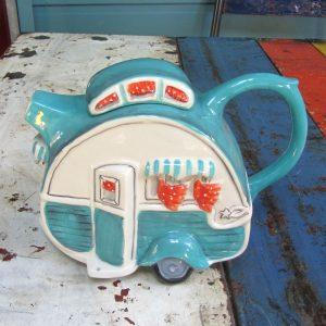 Teapot – Caravan