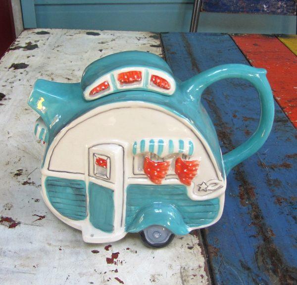 Teapot - Caravan