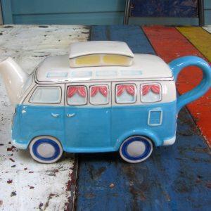 Teapot – Combi Van