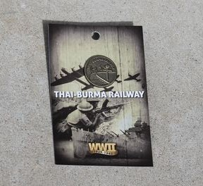 Badge – Thai Burma Railway
