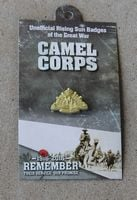 Lapel Pin – Camel Corps