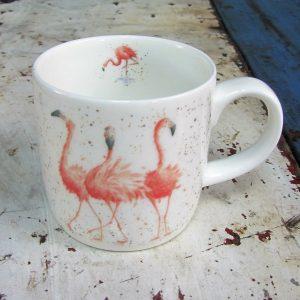 Mug – Flamingo