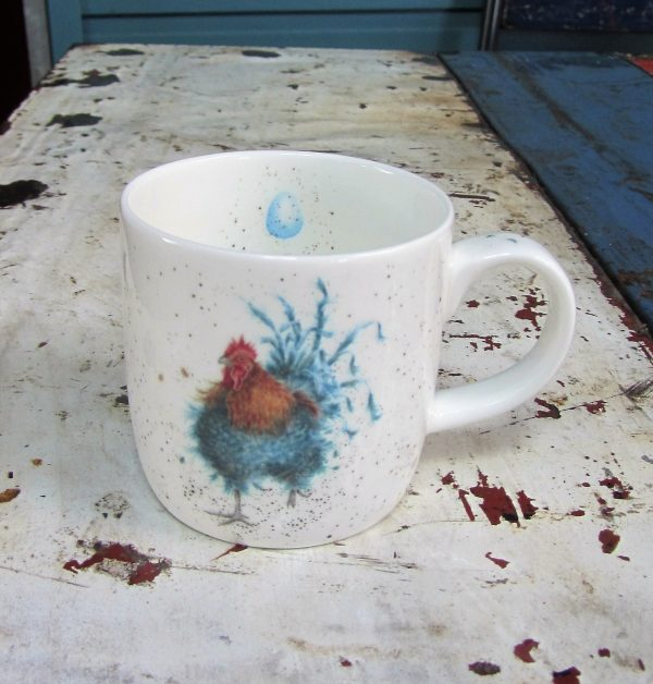 Mug - Rooster King of the Coop