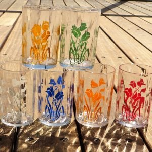 Tulip Glasses – Set of Six