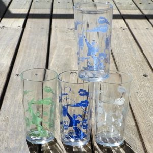 Fisherman Glasses – Set of Four