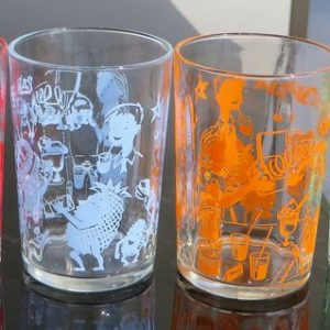 Cottee's Party Tumblers – Set of Four