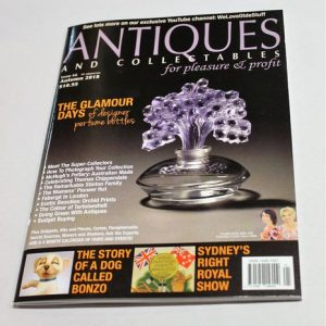 Antiques & Collectables for Pleasure & Profit Magazine – Autumn 2018