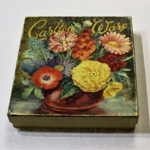 Carlton Ware Dish & Knife with Original Box