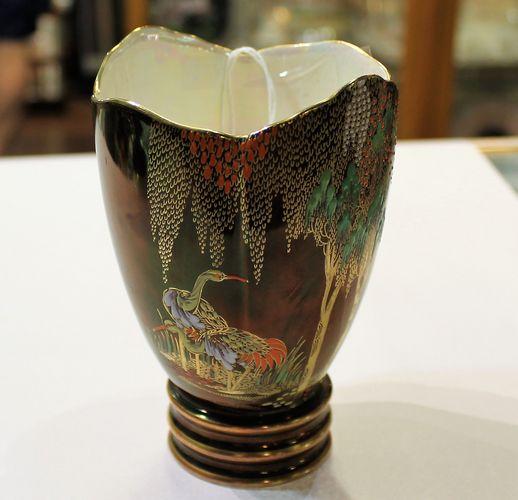 Carlton Ware Vase Stork Campbells Online Store