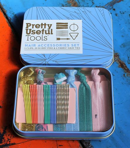 Image result for pretty useful tool kit hair accessories