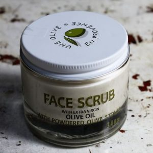 Face Scrub with Olive Oil