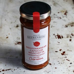 Capsicum Bruschetta
