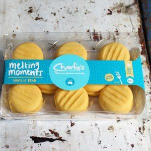Melting Moments – Vanilla Bean