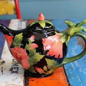 Teapot – Hummingbird Green