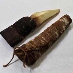 Quartzite Knife & Sheath