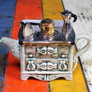 Teapot – French Stove