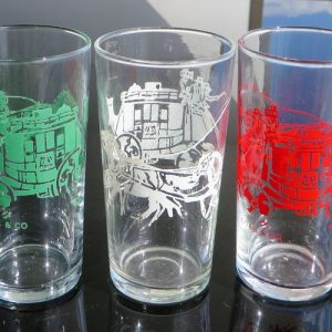 Cobb & Co Glasses – Set of Three