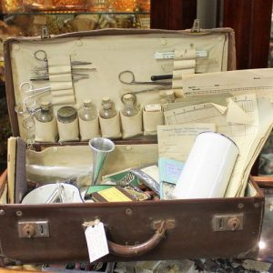 WWII Era Doctor's Bag