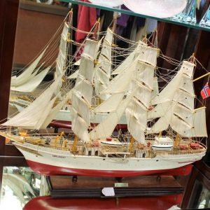 Sorlandet Model Ship