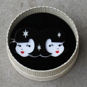 Erstwilder Brooch – Gemini the Gentle