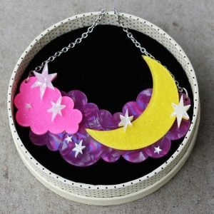 Erstwilder Necklace – The Evening Star