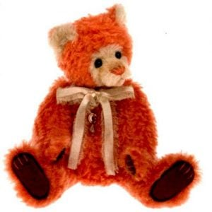 morpeth teddy bears charlie bear wool mohair Isabelle collection Lorenzo