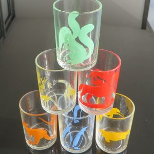 Swanky Swig Glass Set – Sample Size