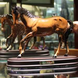 'Spirit of Youth' Horse Figurine