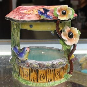 Ceramic Wishing Well