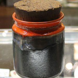 Ellis Pottery – Cannister with Cork Lid