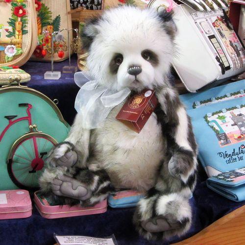 morpeth teddy bears charlie bear plush Kerri