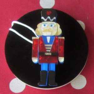 Erstwilder Brooch – Tiny Tin