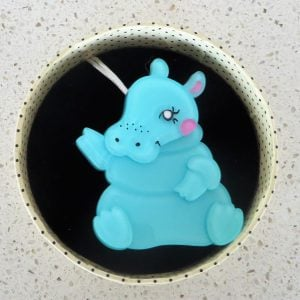 Erstwilder Brooch – Kubu the Cutie (Hippo)