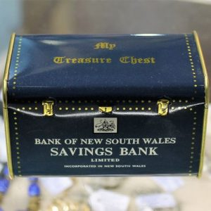 Bank of NSW Money Box