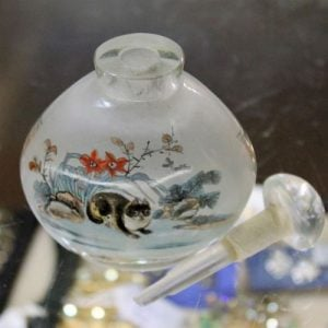 Oriental Perfume Scent Bottle