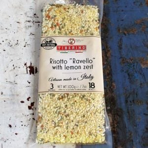 Risotto 'Ravello' with Lemon Zest