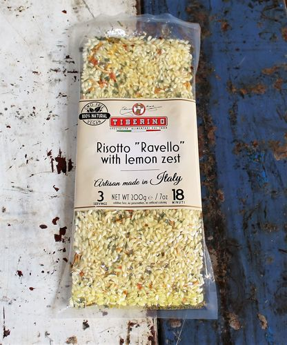 morpeth gourmet foods gift gallery tiberino ravello lemon zest risotto pasta just add water meal serves two vegan