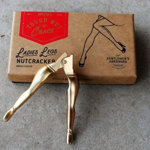 Ladies Legs Nutcracker