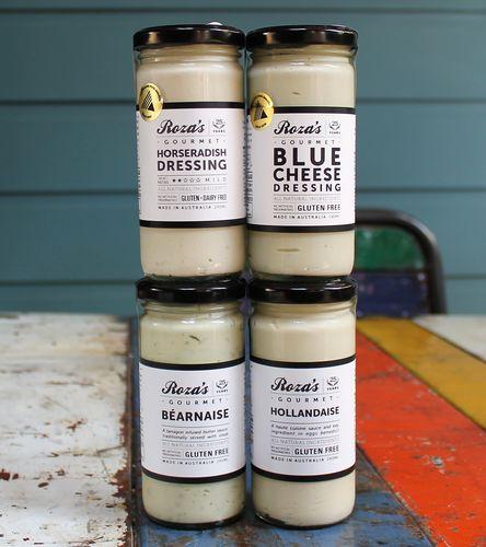 morpeth gourmet foods gift gallery roza's mayonnaise pesto dressing mustard relish dip