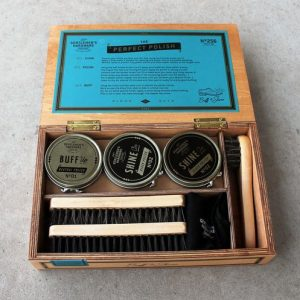morpeth gift gallery hunter valley gentleman's hardware shoe shine kit cigar vintage style box buff shine polish