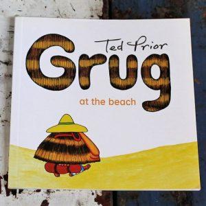 Book – Grug at the Beach
