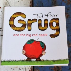 Book – Grug and the Big Red Apple