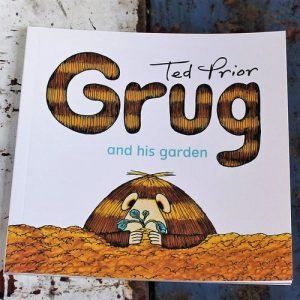 Book – Grug and His Garden