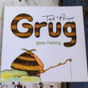 Book – Grug Goes Fishing