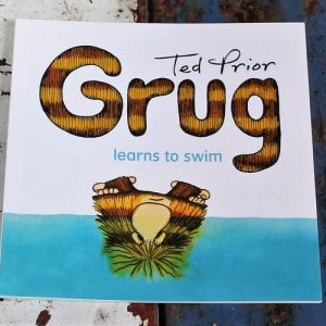 morpeth gift gallery hunter valley grug learns to swim book children's story ted prior 40th birthday anniversary 2019 australian character