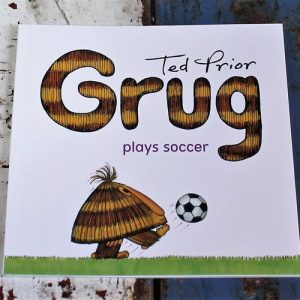 Book – Grug Plays Soccer