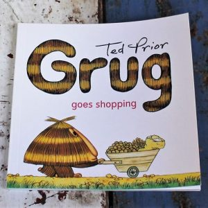 Book – Grug Goes Shopping
