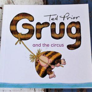 Book – Grug and the Circus